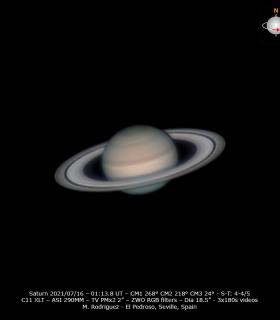 [icture of Saturn