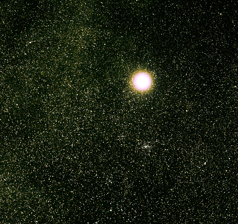 Charles Taylor: Alpha Centauri